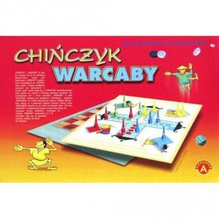 -GRA CHINCZYK/WARCABY ALX 1112 PUD