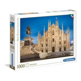 Clementoni Puzzle 1000el Italian Collection Milan 39454 p6, cena za 1szt. - CLEMENTONI