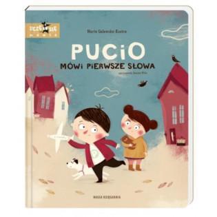 Książka Pucio mówi pierwsze słowa NK - NASZA KSIĘGARNIA