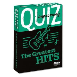 The Greatest Hits. Quiz...