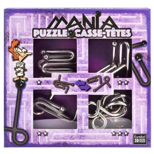 Puzzle Mania Fioletowy...