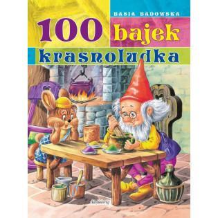 Książka 100 Bajek...