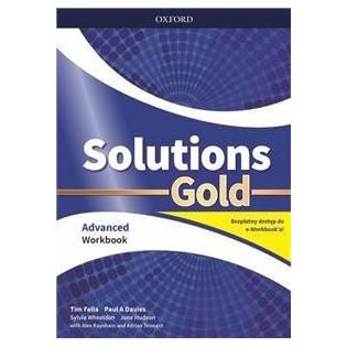 Solutions Gold Advanced WB...