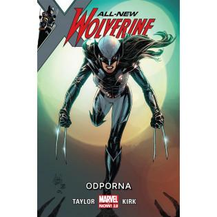 All-New Wolverine T.4...