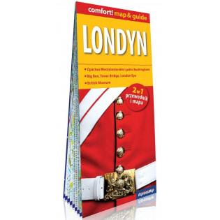 Comfort!map&guide Londyn...