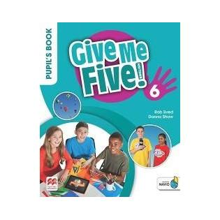 Give Me Five! 6 Pupil's...