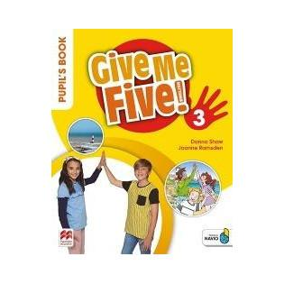 Give Me Five! 3 Pupil's...