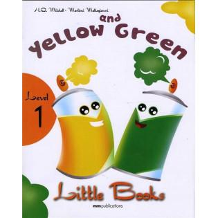 Yellow and Green + CD-ROM...