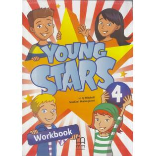 Young Stars 4 WB + CD MM...