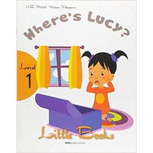 Where's Lucy? + CD-ROM MM...
