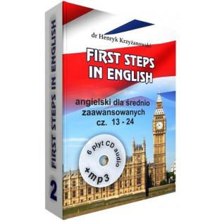First steps in English cz.2...