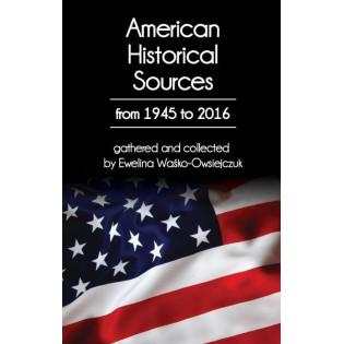 American Historical Sources...