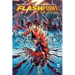 DC DELUXE Flashpoint Punkt...