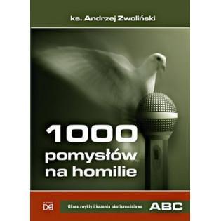 1000 pom. na homilie T.1...