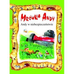 Mrówka Andy. Andy w...