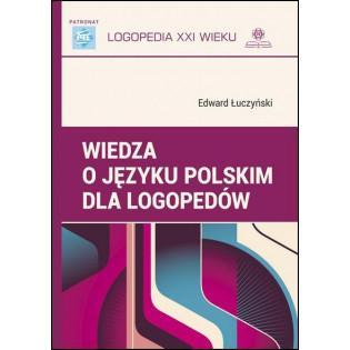 Wiedza o języku polskim dla...