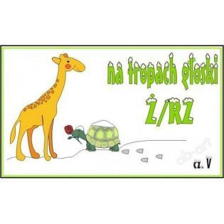 Na tropach głoski Ż/RZ...
