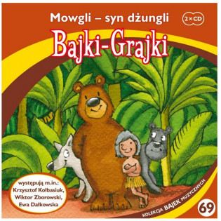 Bajki - Grajki. Mowgli -...
