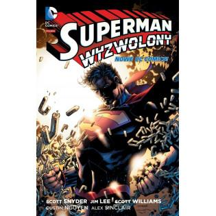 Superman wyzwolony Egmont ---