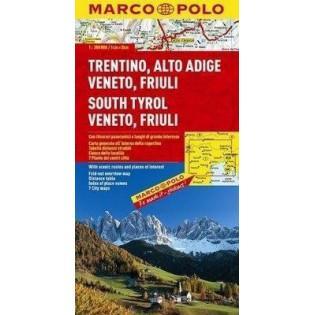 Mapa Drogowa Marco Polo....