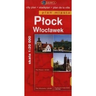 Plan Miasta DAUNPOL. Płock...