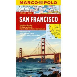 Plan Miasta Marco Polo. San...