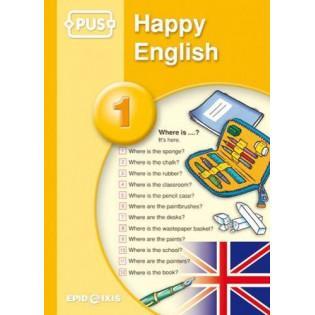 PUS Happy English 1...