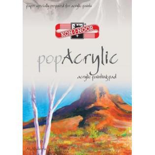 Blok Pop Acrylic A4/10...