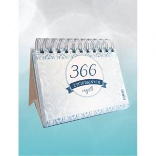Kalendarz 366 życiodajnych...