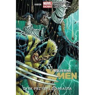Wolverine i X-men T.1 Cyrk...