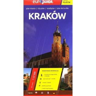 Kraków. Plan Miasta...