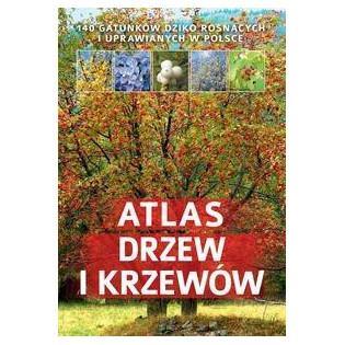 Atlas drzew i krzewów SBM...