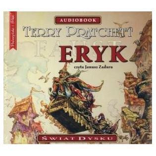 Eryk. Świat Dysku. Książka...