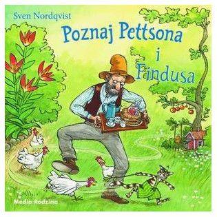 Poznaj Pettsona i Findusa...