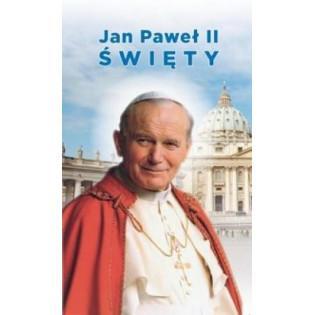 Jan Paweł II Święty...