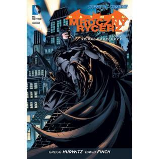 Batman Mroczny Rycerz T.2...
