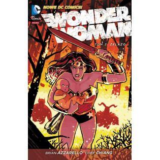 Wonder Woman T.3 - Żelazo...