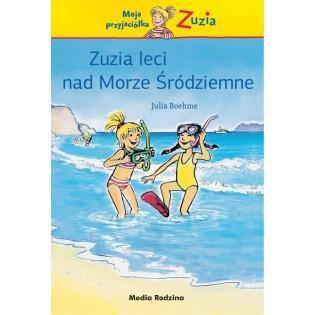 Moja przyjaciółka Zuzia -...