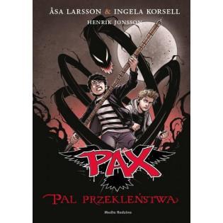 Pax T.1 Pal przekleństwa...