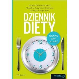 Dziennik diety. Szczuplej...