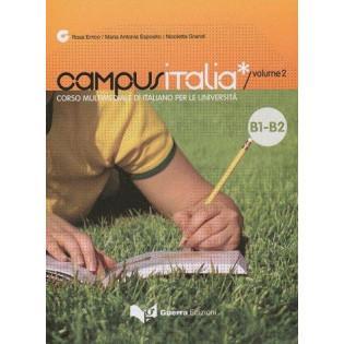 Campusitalia 2 podręcznik +...