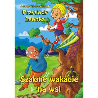 Przygody Leonka. Szalone...