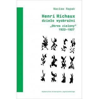 Henri Michaux - dzieło...