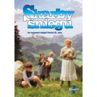 Skarby śniegu Film DVD...
