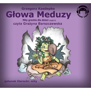 Głowa Meduzy. Mity Audio CD...