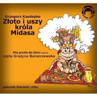 Złoto i uszy króla Midasa....