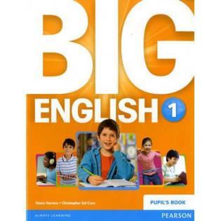Big English 1 PB PEARSON...