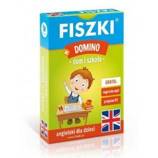 Angielski. Fiszki + Gra...