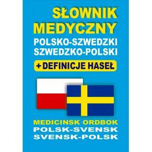 Słownik medyczny szwedzki +...