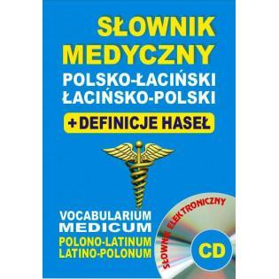 Słownik medyczny pol-łac,...